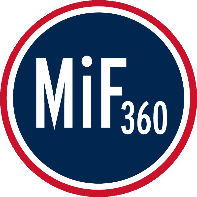Logo mif 360 2018