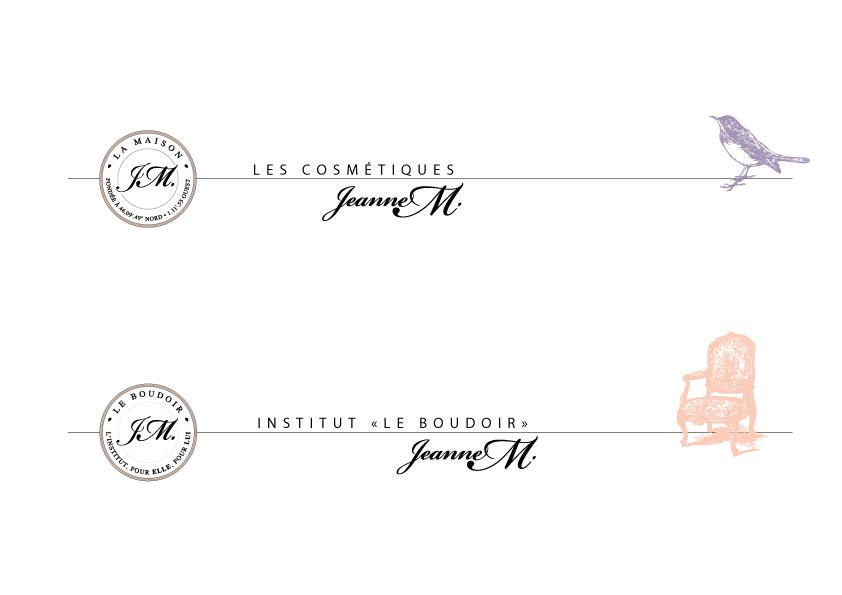 Logo jeanne m