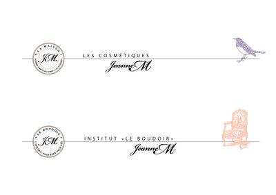 Small logo jeanne m