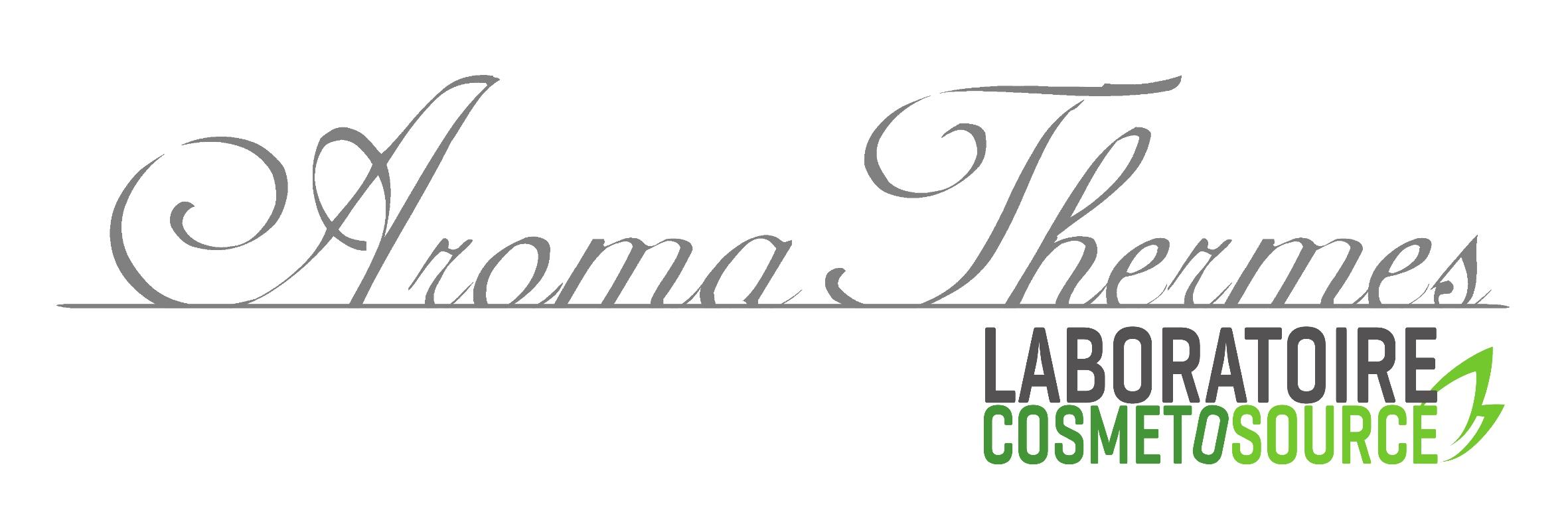 Logo aromathermes cosmetosource