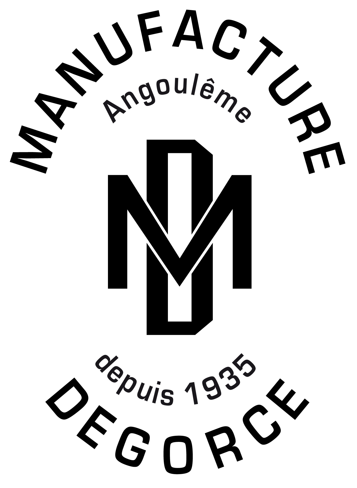 Md blason logo