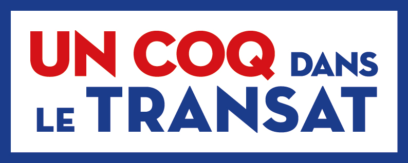 Logo coq transat bloc logo