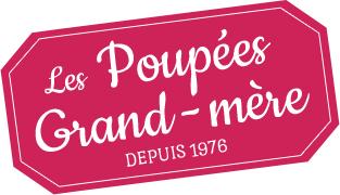 Logo poupees grand mere