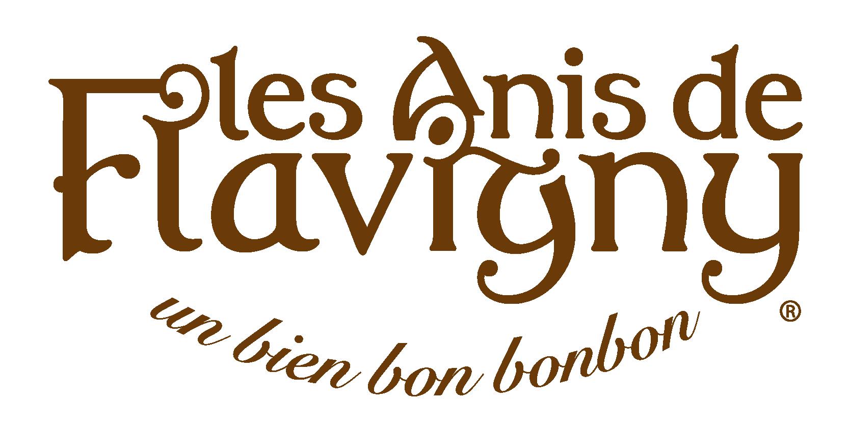 Logo les anis de flavigny un bien bon bonbon   bas det