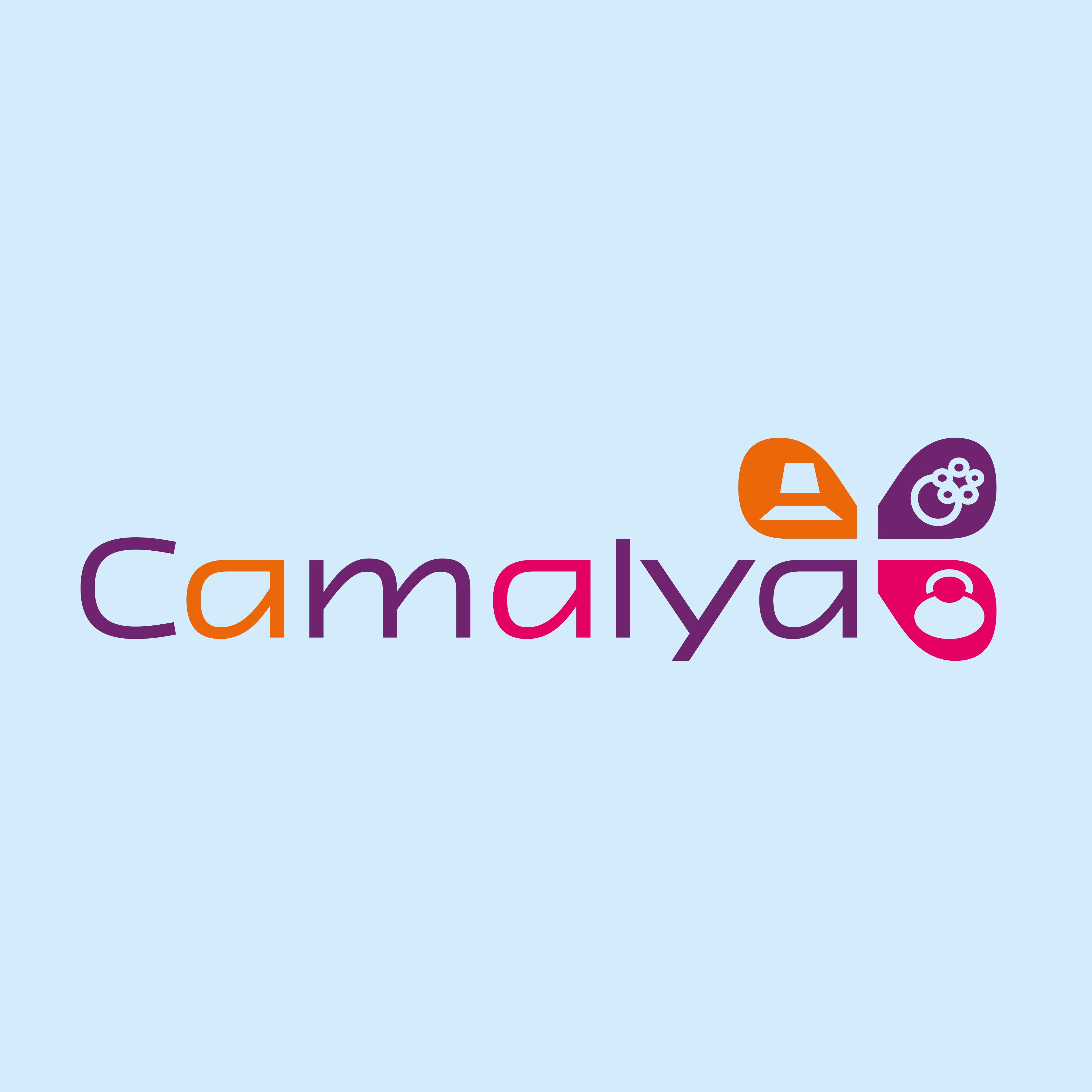 Logo camalya   en carr    tir  du fichier jpg