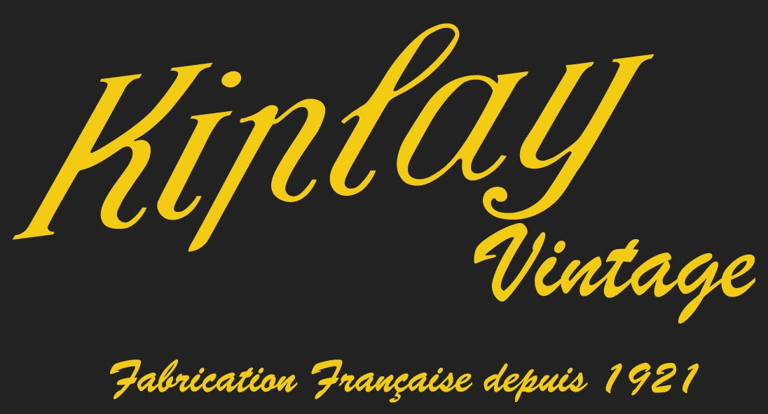 Logo kiplay vintage