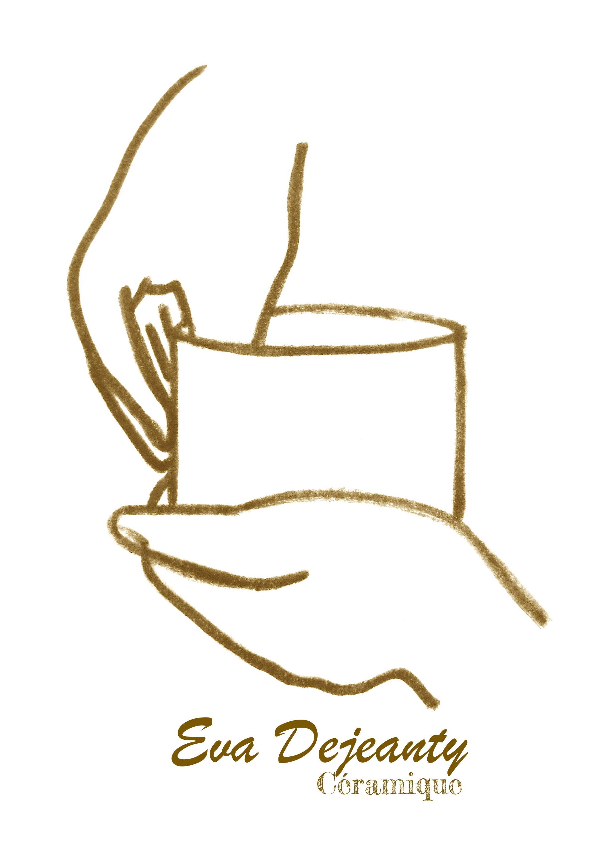 Eva dejeanty c ramique logo  2