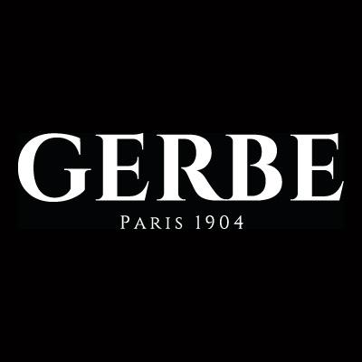 Logo gerbe blanc facebook