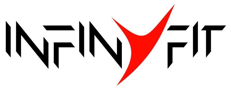 Logo infinyfit blanc 800