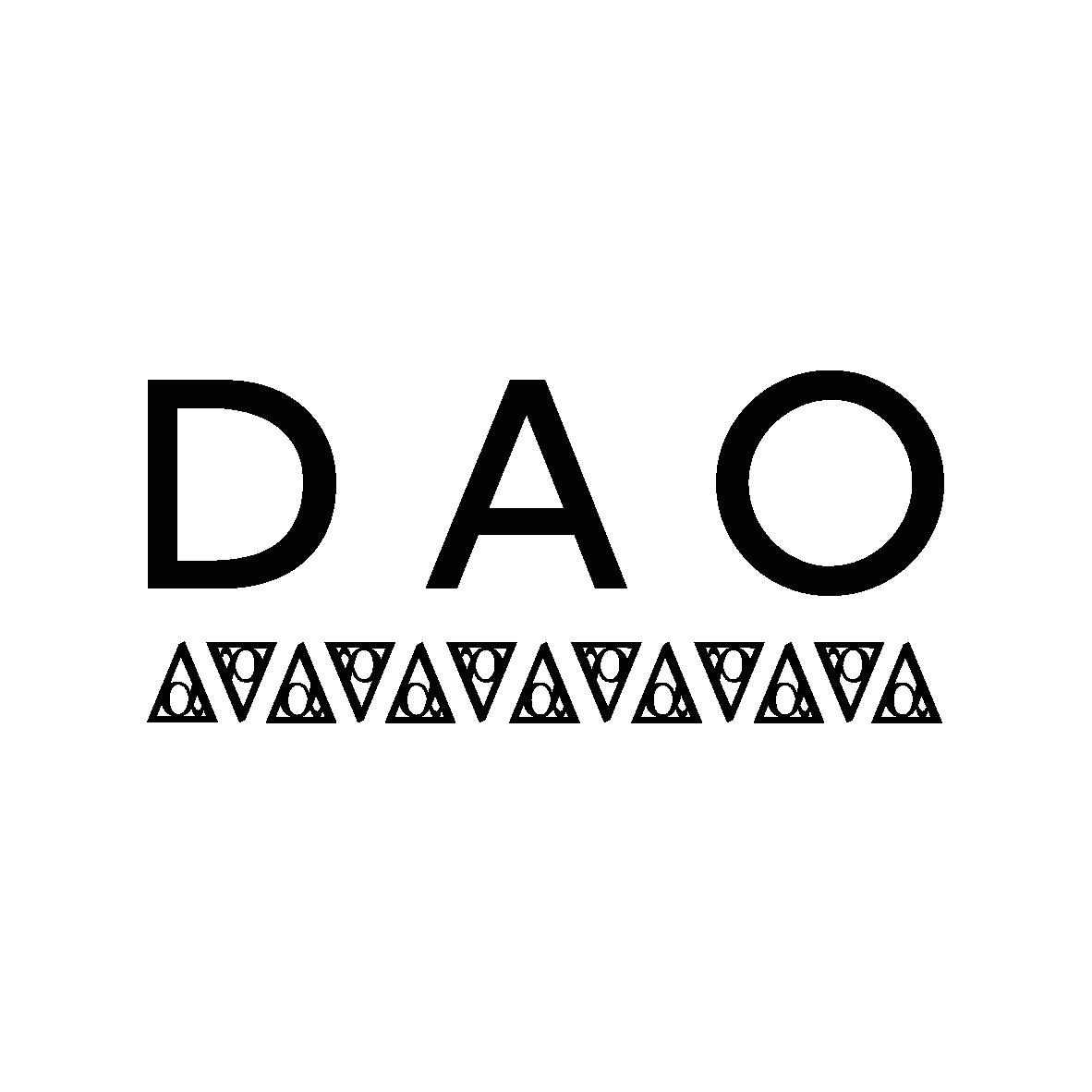 Logo dao noir