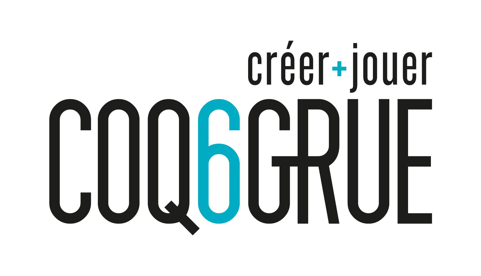 Logo coq6grue hd