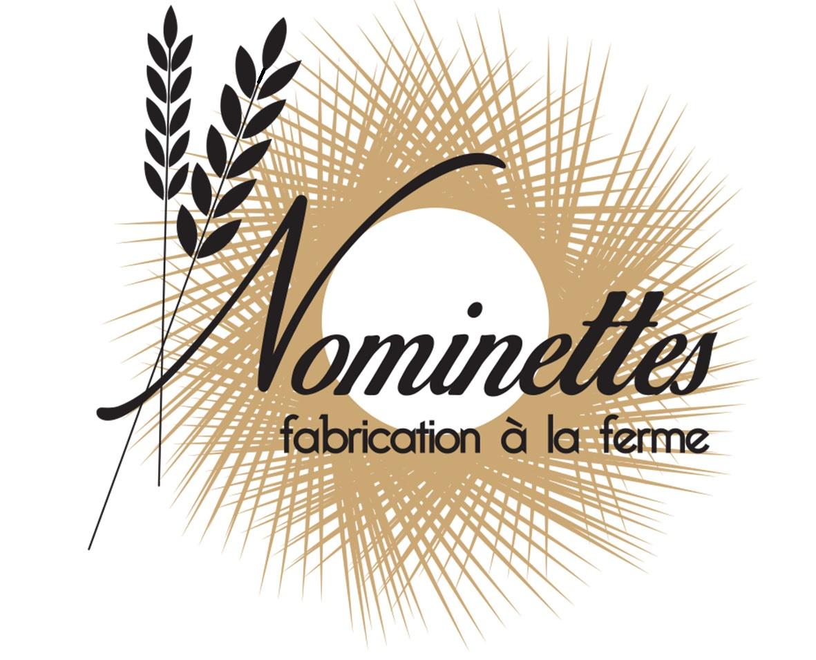 Logo nominettes seul