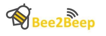 Logo bee2beep