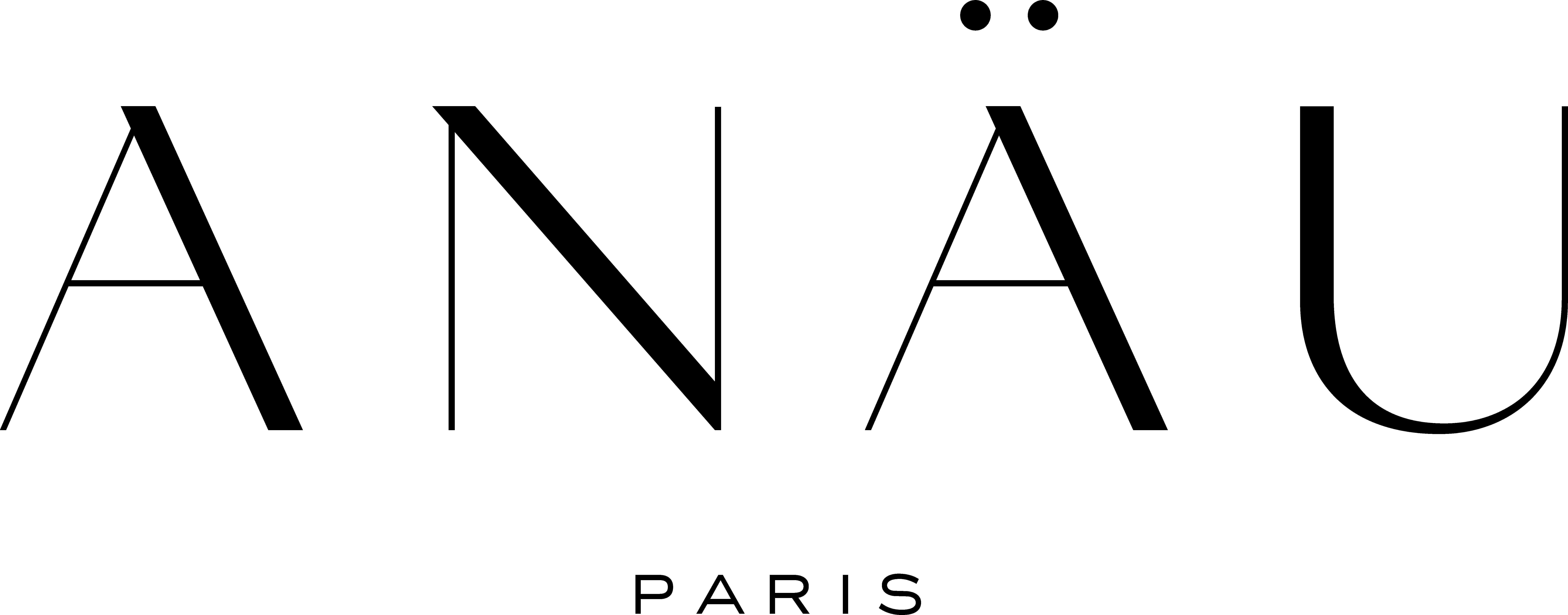 Logo anau entier noir