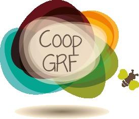 Logo coopgrf abeille
