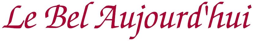 Logo   le bel aujourd hui