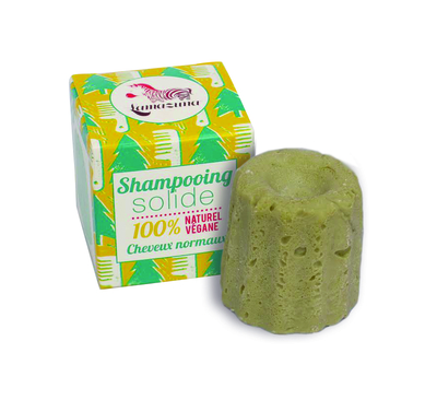 Small shampoing solide vegane lamazuna cheveux normaux