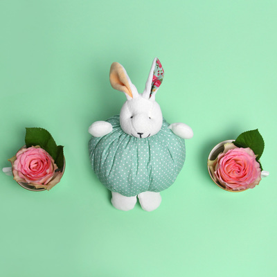 Small margotte tournicote iberty lapin