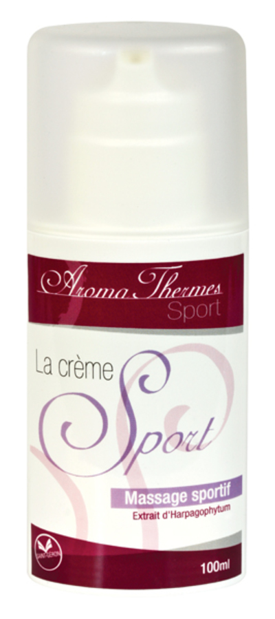 Small aroma therme sport creme