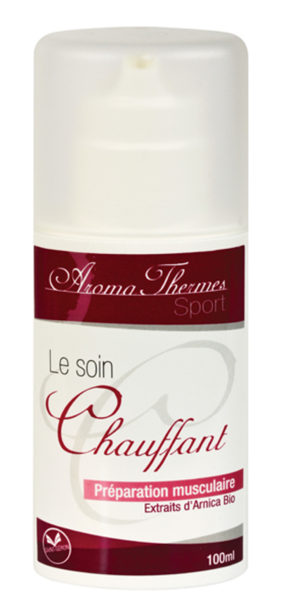 Small aroma therme sport soin chauffant