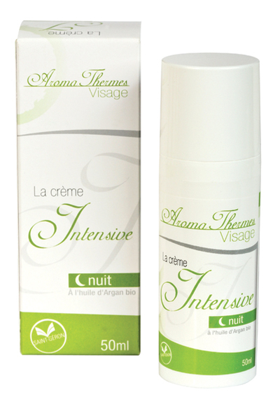 Small aroma therme creme intensive nuit