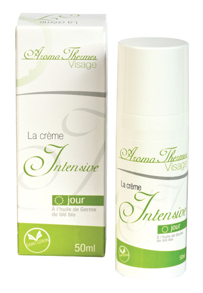 Small aroma therme creme intensive jour