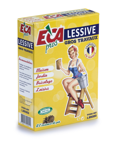 Small 511  lessive gros travaux