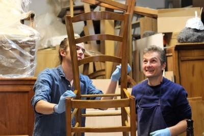 Small wecandoo bois atelier artisanat diy restauration strosser 5
