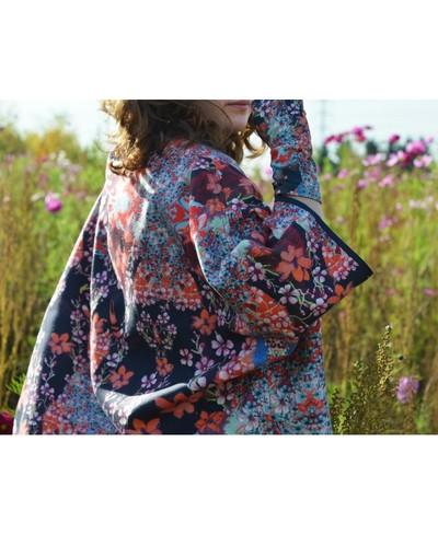 Small kimono reversible petit matin