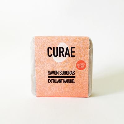 Small savon surgras exfoliant carre  sans logo