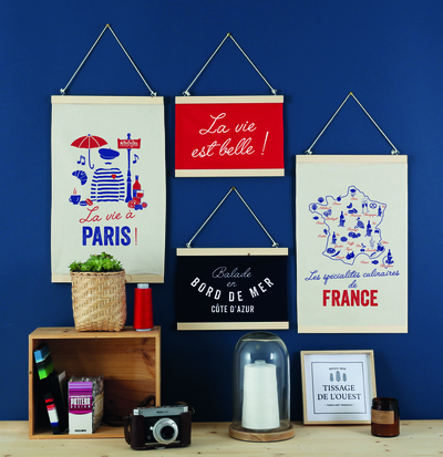 Small toile murale ambiance