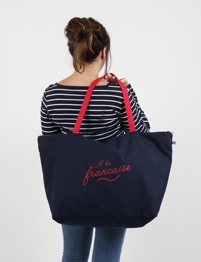 Small sac marine ambiance francaise