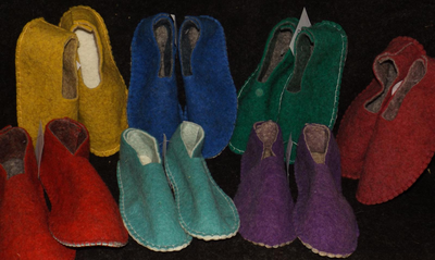 Small chaussons