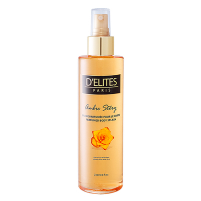 Small ambre story spray front
