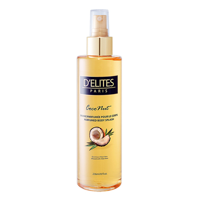 Small coconut spray front