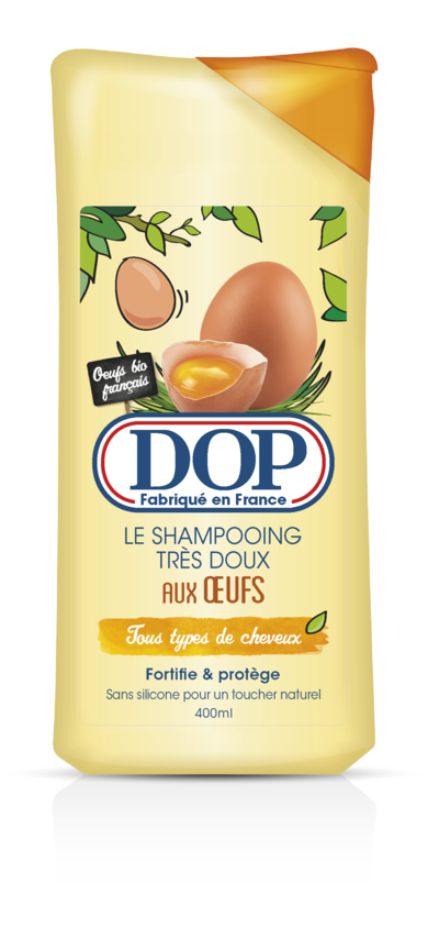 Small 417167 shampoing dop oeuf 400ml 01