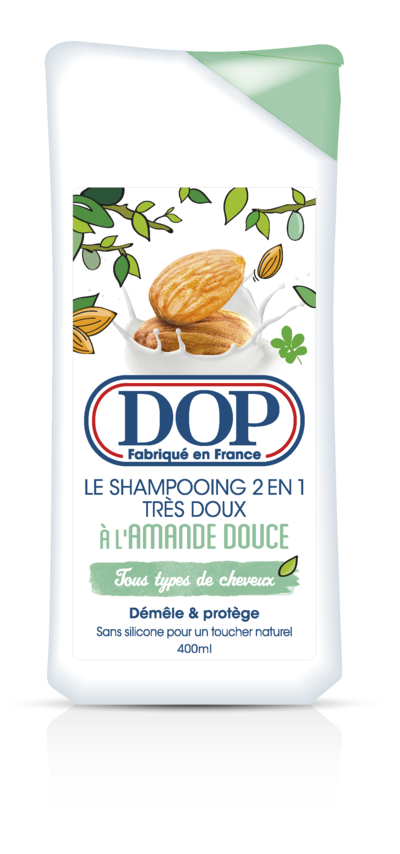 Small 417167 shampoing dop amande douce 400ml 01