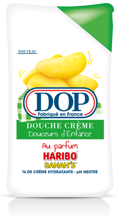 Small dop haribo banans