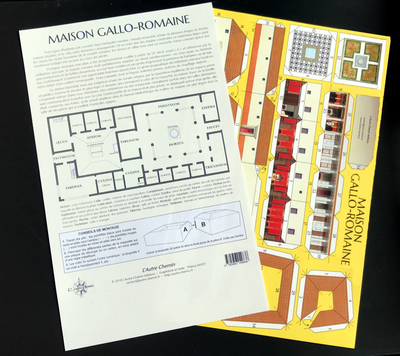 Small maison romaine 4