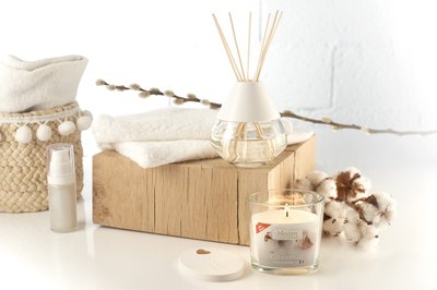 Small ambiance bloom coton musc