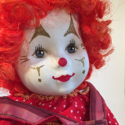 Small creation mogue clownypic face 2016