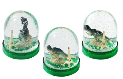Small parband boule dinosaure rgb