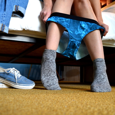 Small empowerment anne r veil culotte medusas coton microfibre mob hotel snuggerz carr