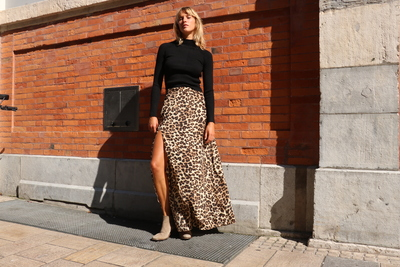 Small 1 jupe leopard mood eh vetements personnalisables sur mesure made in france biarritz 4