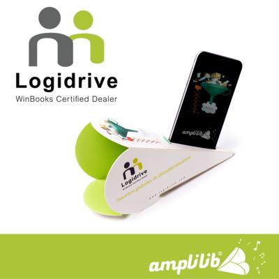 Small amplilib logidrive