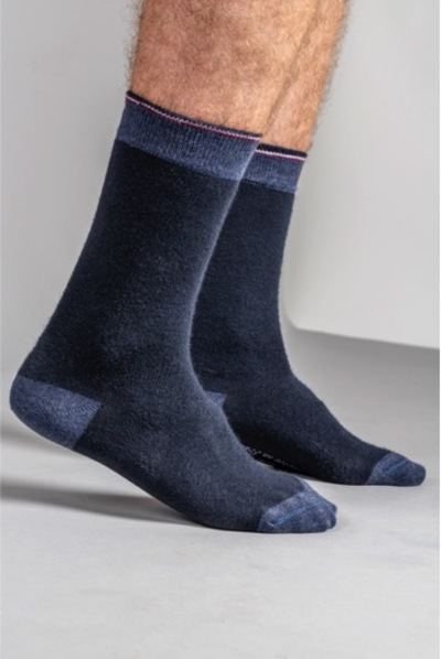 Small chaussettes navy