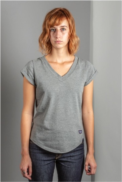 Small tshirt femme recycl