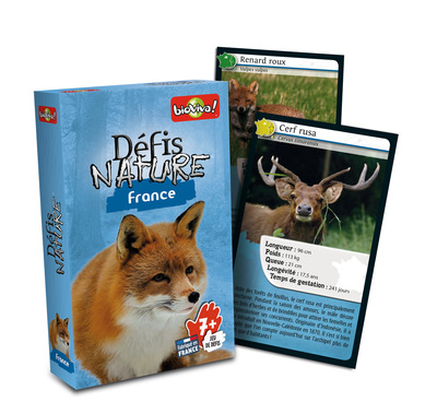 Small defis france3d cartes